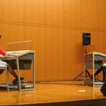 聖徳大学附属取手聖徳女子高校の生徒の2人もコンサートに出演!