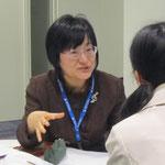 廣川恵理先生(音楽療法コース)