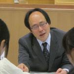 中村克己先生(器楽コース 管楽器専修・クラリネット)