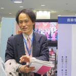 山田昌宏先生(器楽コース ピアノ専修)