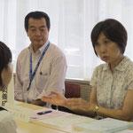 音楽教員養成コース:八木正一先生と髙松晃子先生