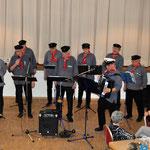 Andrea Weinke-Lau Verein Flexibel Groß Laasch Chor