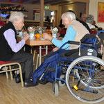 Weihnachtsfeier der Rentner der Gemeinde Groß Laasch, Gemeinde und VS,Verein Groß Laasch Flexibel, Foto Andrea Weinke