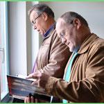 Andrea Weinke-Lau und Günther Schulz - Fotoausstellung Andalusien im Kulturhaus Groß Laasch