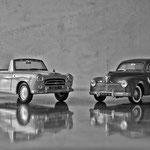 203 et 403 Peugeot