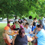 Centre social St Amand Montrond Juillet 2013