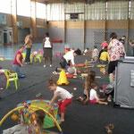 Halte garderie, assiatantes maternelles -Lacharité sur Loire- 19 Juillet 2013