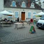 Jeux en campagne Pouilly sur Loire Juin 2013