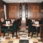 """1990 zog Bibiana mit dem kleinen Café """"Vienna"""" bei ihren Eltern ein."""
