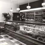 Aus einer ehemaligen Fleischerei wurde nun eine Bäckerei und der ganze Stolz der Familie.