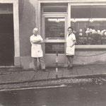 1973 zogen der Laden und die Backstube in die Annaberger Straße 2 um, in der er sich auch heute noch befindet.