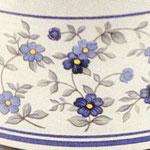 1983-1985? Blaue Blüte