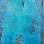 ... 150x50x3,5cm on wooden board, 2020