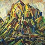 -20- Der Berg (n. Rohlfs)