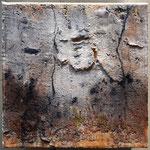 un souffle de nature, 20x20x10cm Canvas, 2019