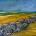 -13 Steinmauer in Schonen 60x80 LW 2013