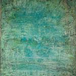 Mi camino, 100x70x3,5cm on wooden board, 2020