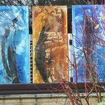 Transluzente Fensterbilder 2016