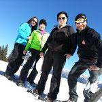 AKUT Schneeschuhwanderung Rangger-Kopfl 2014