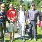 AKUT Sportverein Rangger Kopfl Bergtour 2012