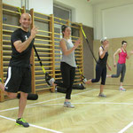 AKUT Sportverein TRX Kurs 2011-12-13