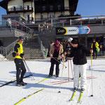 AKUT Sportverein Seefeld Skilanglauf Kurs 2012