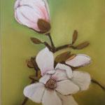 Pastell 16 x 21 cm