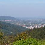 Point de vue du Chateau du Haut-Barr