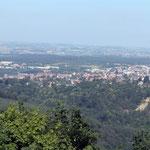 Point de vue grotte Saint Vit