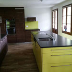 Küche Struktur / üni