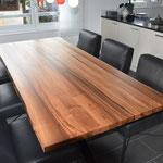 Tischplatte Nussbaum EU 5