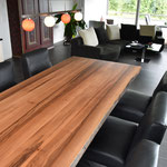 Tischplatte Nussbaum EU 3