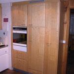 Küche 3-Schichtplatte Esche