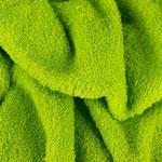 Frottee Grün
