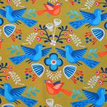 HHL b.o.f. birds gelb