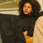 Micheline MODOLO, notre secrétaire