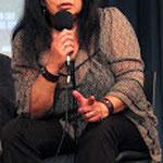 Lydie CASANOVE, exilée et membre de l'Association Rasinn Anler