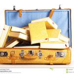 Prêt de valises de livres