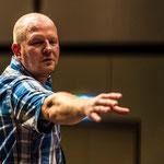 Hauptprobe Patrick Wagner Dirigent