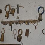Les sonailles, utiles lors de la transhumance estivale sur le plateau du Bénou