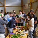 """1ère journée de rencontres, """"gaspillage alimentaire"""", le 4 octobre"""