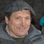 Gilles Cazaban, élveur et accompagnateur de la journée