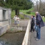 Les canalisations qui amènent l'eau de l'Oeil du Neez vers l'agglomération paloise