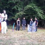Conte aborigène sur LE lune et LA soleil mis en musique et en mouvement