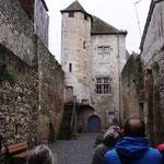 Le gîte des pèlerins à Orthez