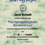 Jana Schadt Psychoonkologie