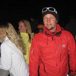 Horsti sogar am Berg ;-)))