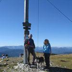 Gipfel 1766m