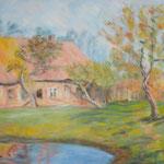 Bauenhaus nach C. Monet