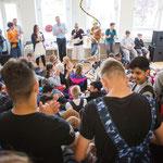 "Schüler*innenprojekt ""Anti-Plastic-Day"" , Comenius Gemeinschaftsschule"